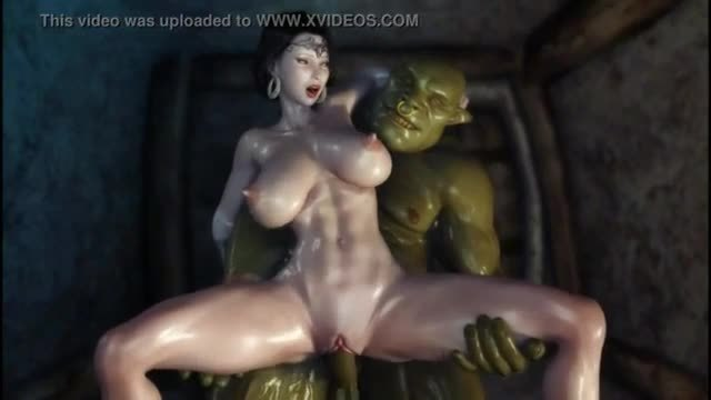 Anime porn - two orcs with huge cocks creampied busty slim hot milf - www.toonypip.vip - anime porn